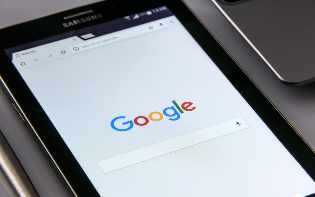 Websites maken in Google
